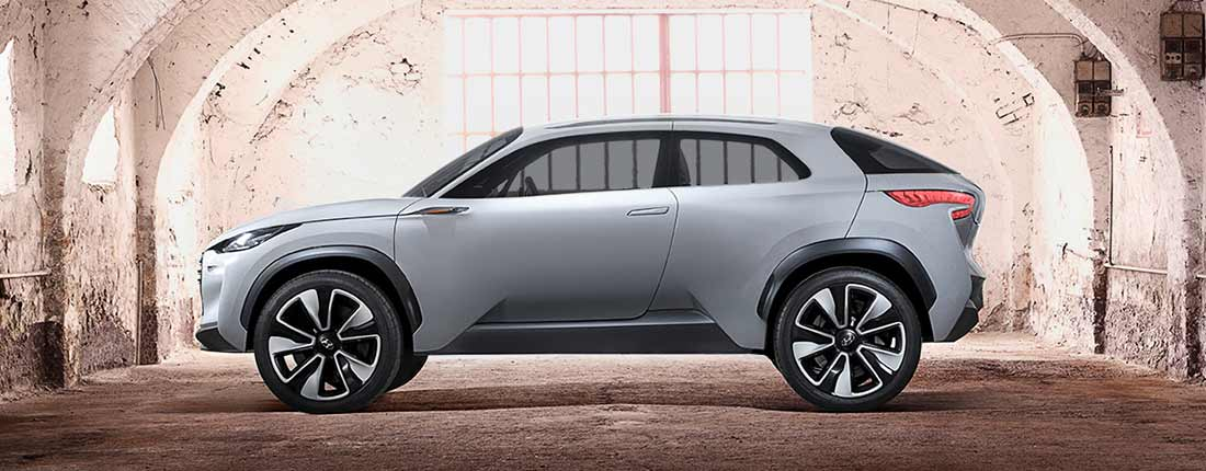 Hyundai Crossover Coupe