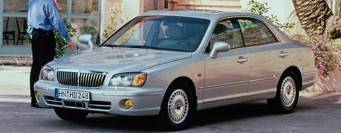 Hyundai XG 30