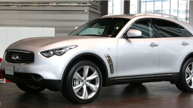 Infiniti FX50 - Infos, Preise, Alternativen - AutoScout24