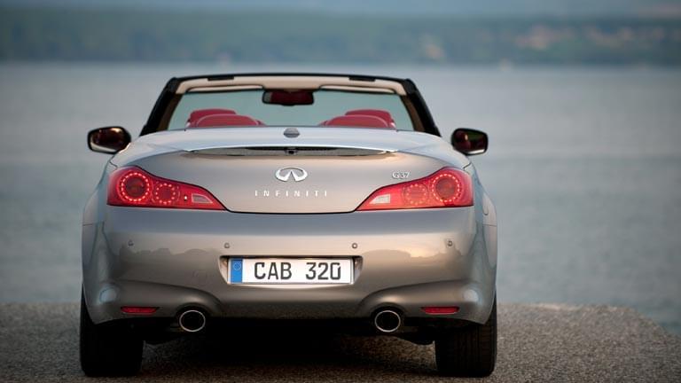 Infiniti g37 gebraucht kaufen bei autoscout24 - Infiniti g37 coupe occasion ...