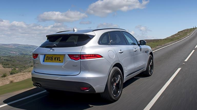 jaguar f-pace gebrauchtwagen kaufen bei autoscout24