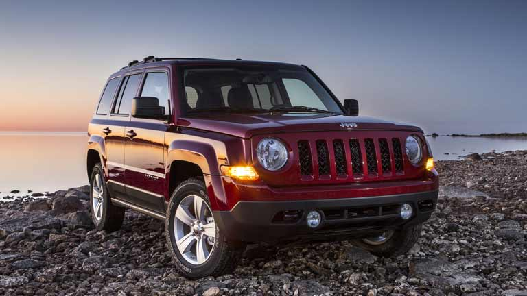 jeep patriot infos preise alternativen autoscout24. Black Bedroom Furniture Sets. Home Design Ideas