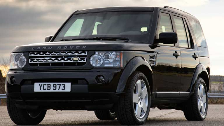 land rover discovery 4 infos preise alternativen. Black Bedroom Furniture Sets. Home Design Ideas