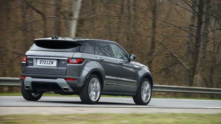 land rover range rover evoque infos preise. Black Bedroom Furniture Sets. Home Design Ideas