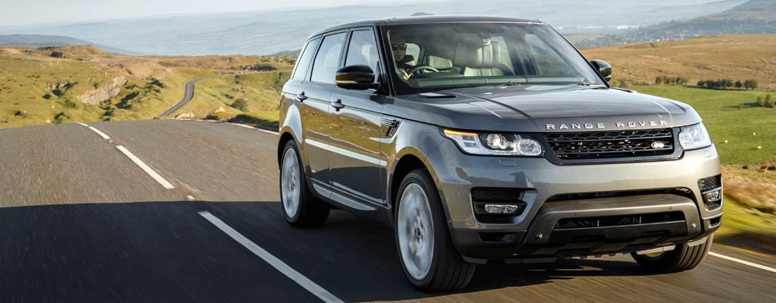 land rover range rover sport gebraucht kaufen bei autoscout24. Black Bedroom Furniture Sets. Home Design Ideas