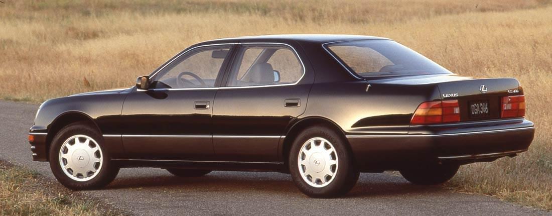 lexus ls 400 gebraucht kaufen bei autoscout24