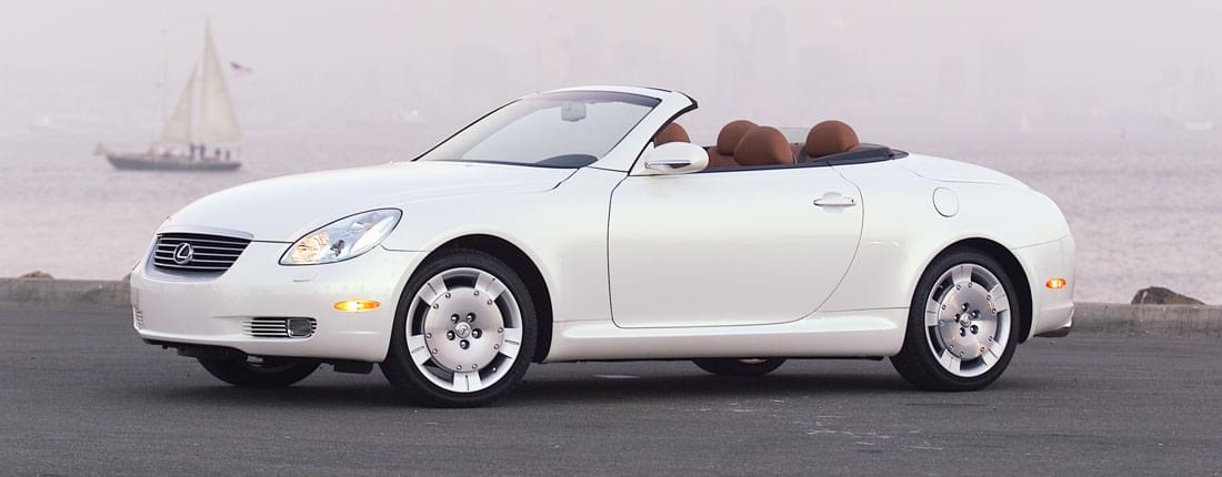 lexus sc 430 cabrio auf finden. Black Bedroom Furniture Sets. Home Design Ideas