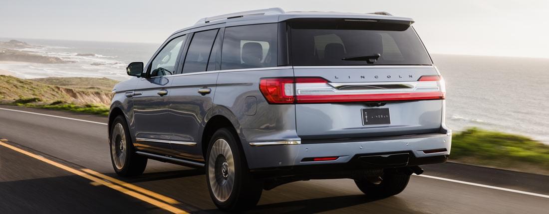 Lincoln Navigator - Infos, Preise, Alternativen - AutoScout8