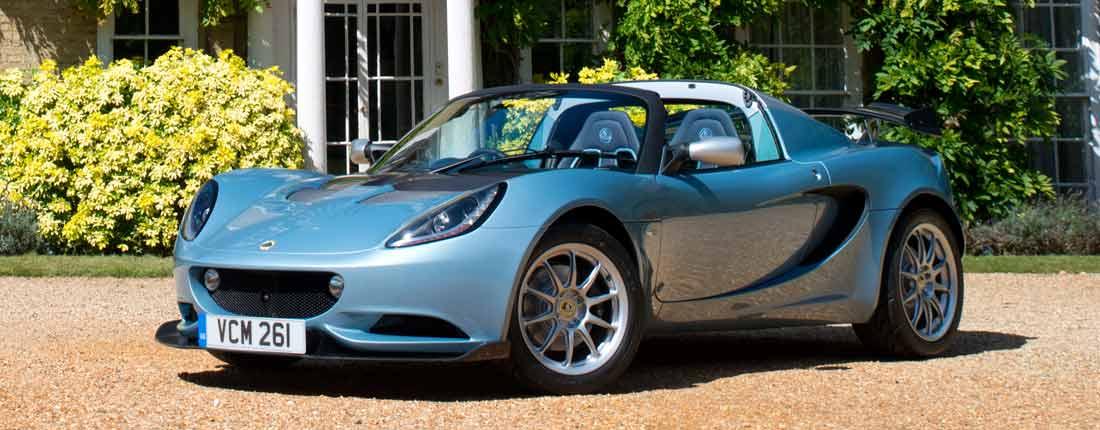 Lotus Elise Cabrio