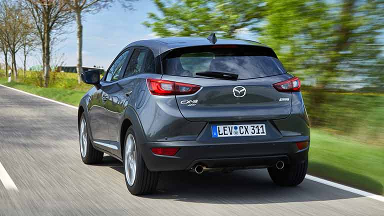 Mazda Cx 3 Infos Preise Alternativen Autoscout24