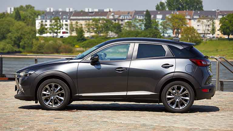 mazda cx 3 gebraucht kaufen bei autoscout24. Black Bedroom Furniture Sets. Home Design Ideas