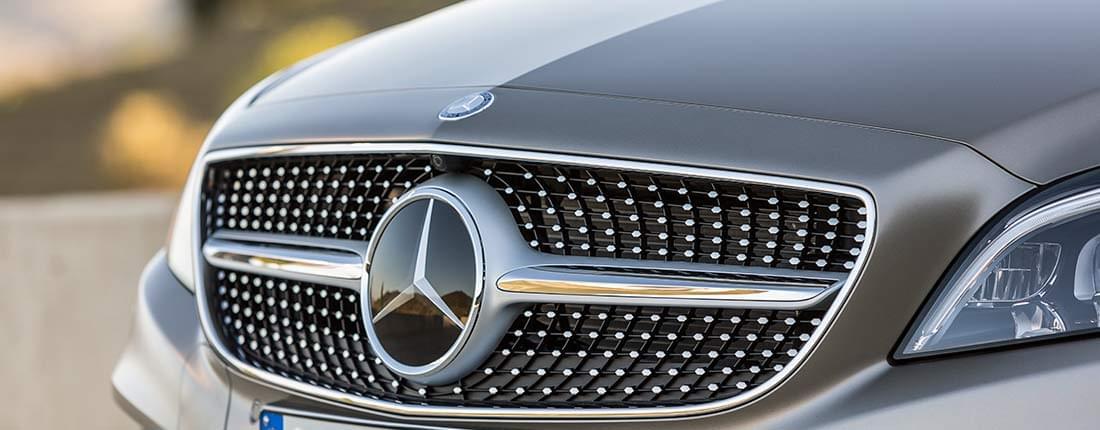 Mercedes Baureihen