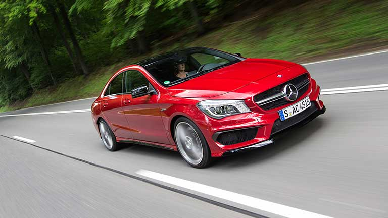 Mercedes Benz Cla Infos Preise Alternativen Autoscout24