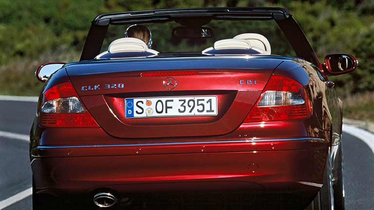 Mercedes Benz Clk  Elegance Coupe