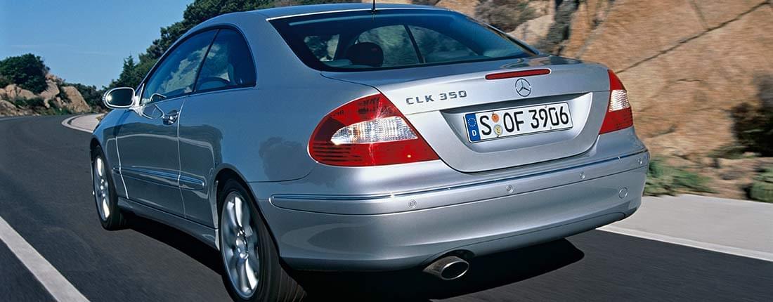 Mercedes Benz Clk 350 Infos Preise Alternativen Autoscout24