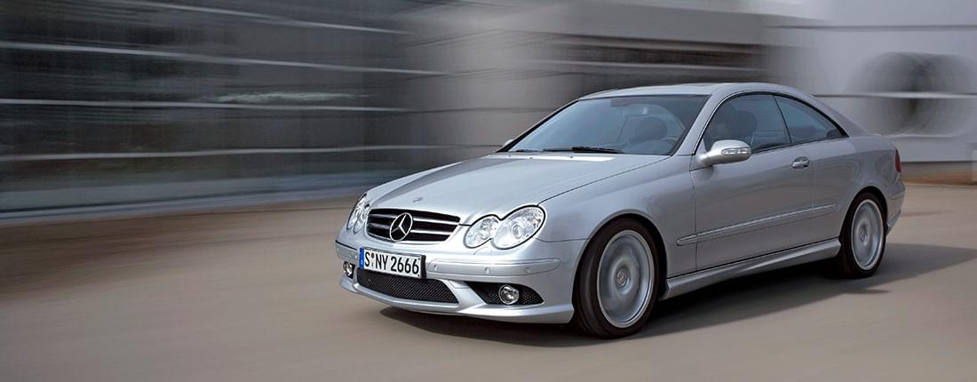 mercedes benz clk 55 amg infos preise alternativen. Black Bedroom Furniture Sets. Home Design Ideas