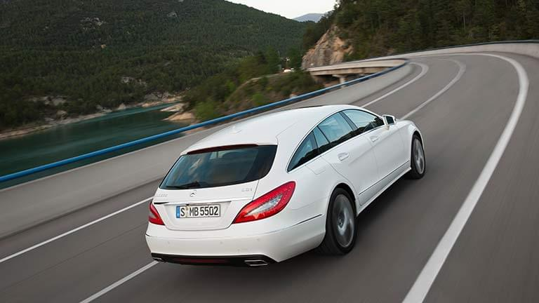 mercedes benz cls shooting brake infos preise. Black Bedroom Furniture Sets. Home Design Ideas