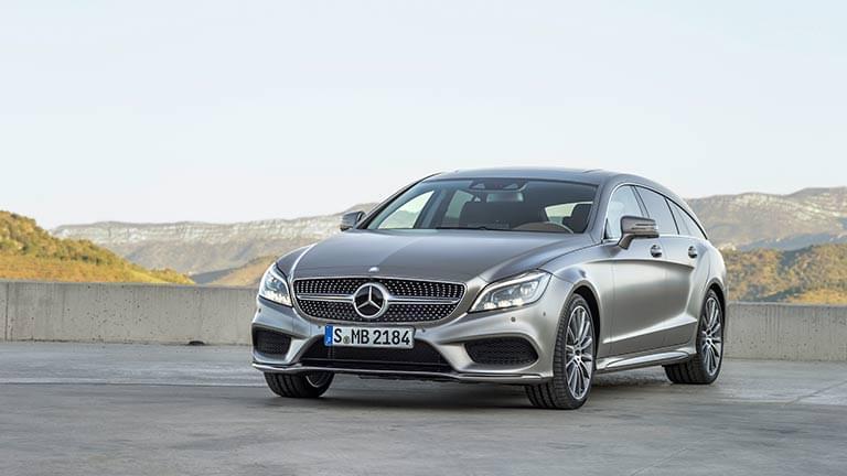 Mercedes Benz CLS Klasse gebraucht kaufen bei AutoScout24
