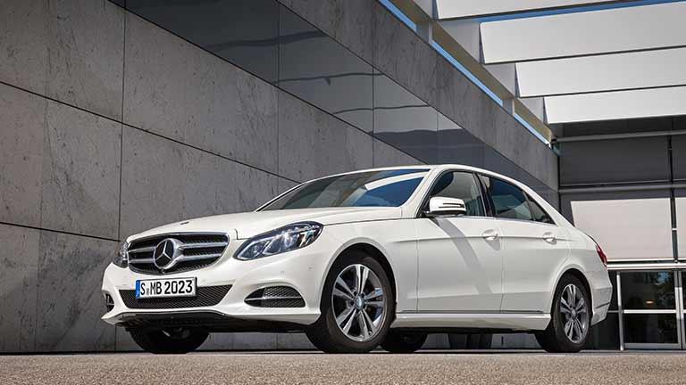 Mercedes Benz E 200 gebraucht kaufen bei AutoScout24