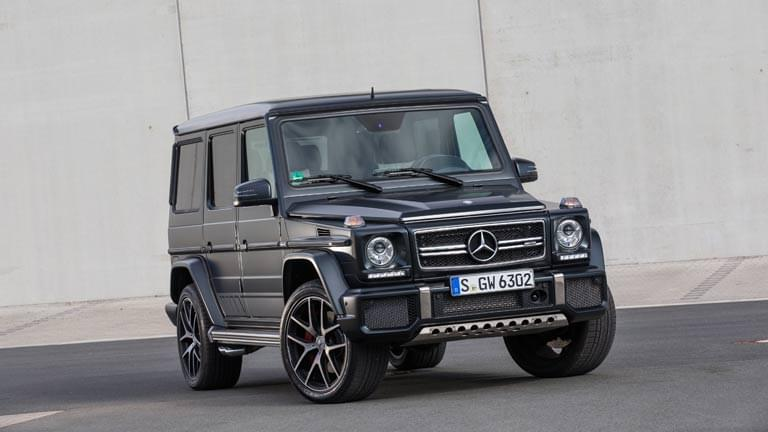 mercedes benz g 63 amg gebraucht kaufen bei autoscout24. Black Bedroom Furniture Sets. Home Design Ideas