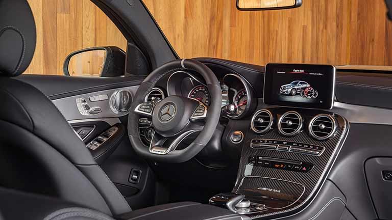 Mercedes Benz Glc 63 Amg Kaufen Bei Autoscout24