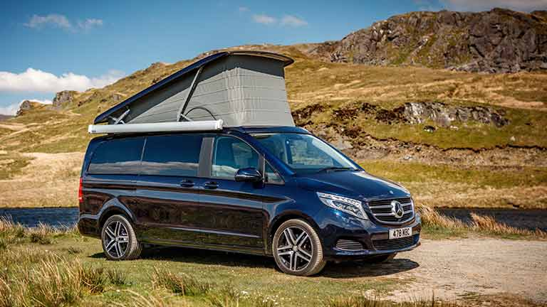 camper westfalia mercedes vito marco polo archiwalne. Black Bedroom Furniture Sets. Home Design Ideas