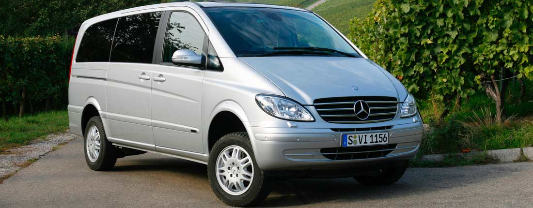 Mercedes Benz Viano Fun