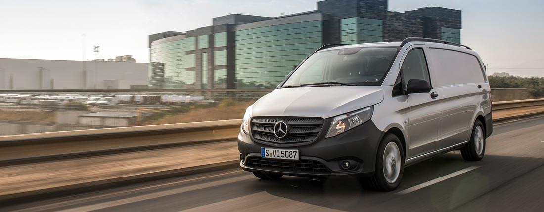 Mercedes Vito Automatik