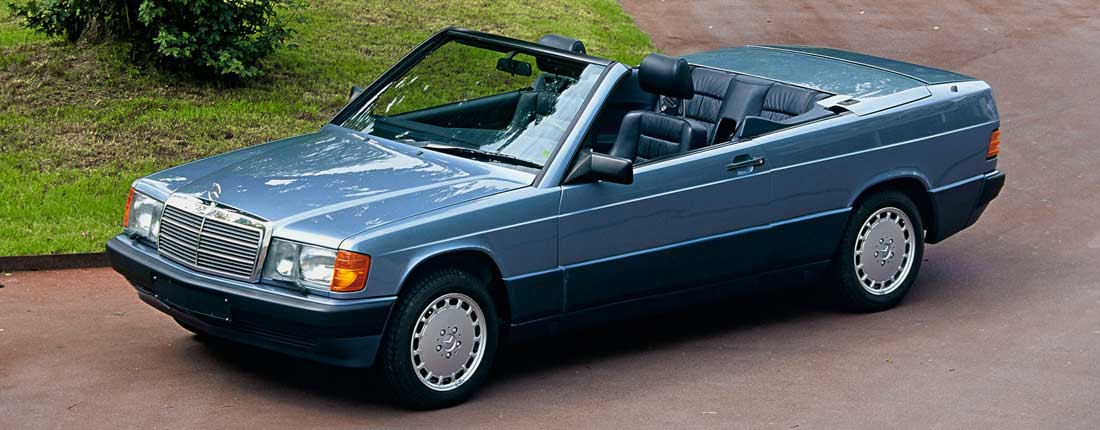 Mercedes w201 infos preise alternativen autoscout24 for Mobel inserieren