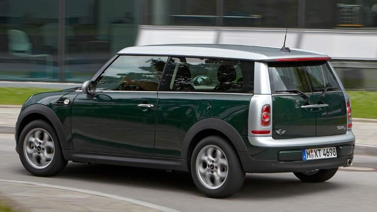 Mini Cooper D Clubman Infos Preise Alternativen Autoscout24