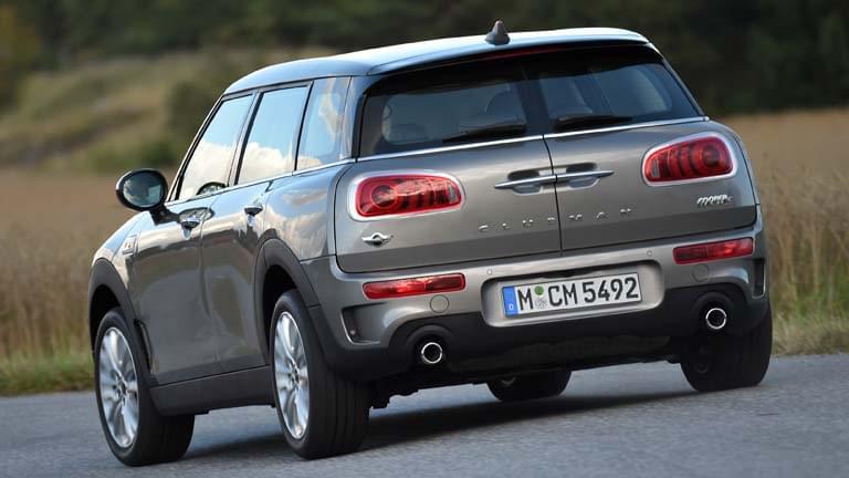 Mini Cooper S Clubman Infos Preise Alternativen Autoscout24