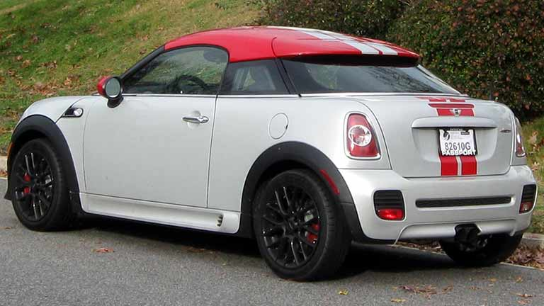 mini cooper s coupe auf finden. Black Bedroom Furniture Sets. Home Design Ideas