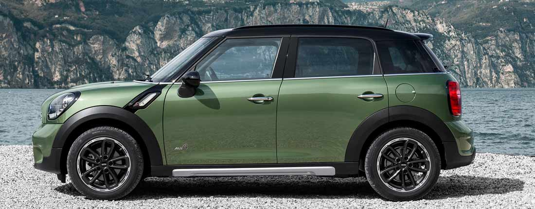mini cooper sd countryman infos preise alternativen. Black Bedroom Furniture Sets. Home Design Ideas