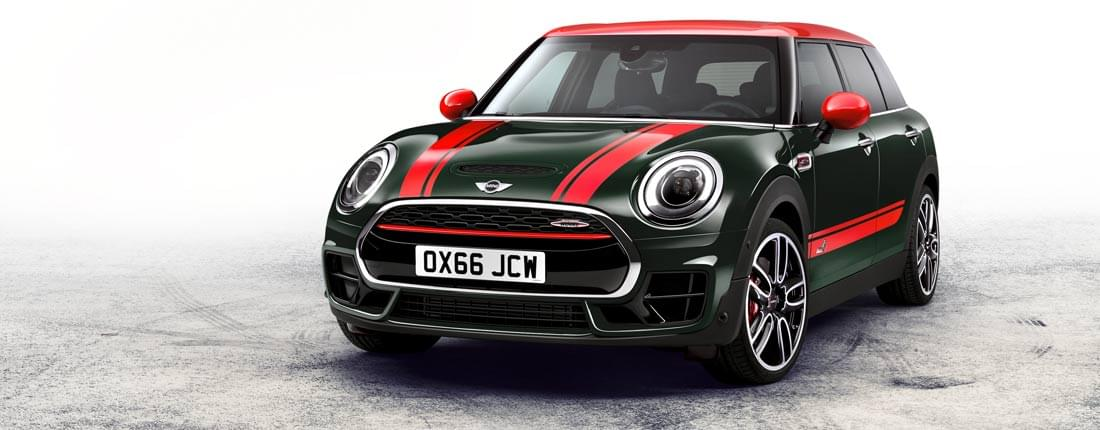 mini john cooper works clubman gebraucht kaufen bei autoscout24. Black Bedroom Furniture Sets. Home Design Ideas