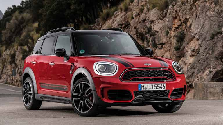 mini john cooper works countryman gebraucht kaufen bei. Black Bedroom Furniture Sets. Home Design Ideas
