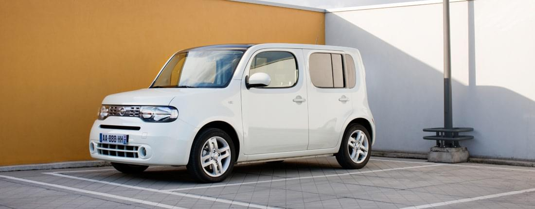 nissan cube gebraucht kaufen bei autoscout24. Black Bedroom Furniture Sets. Home Design Ideas