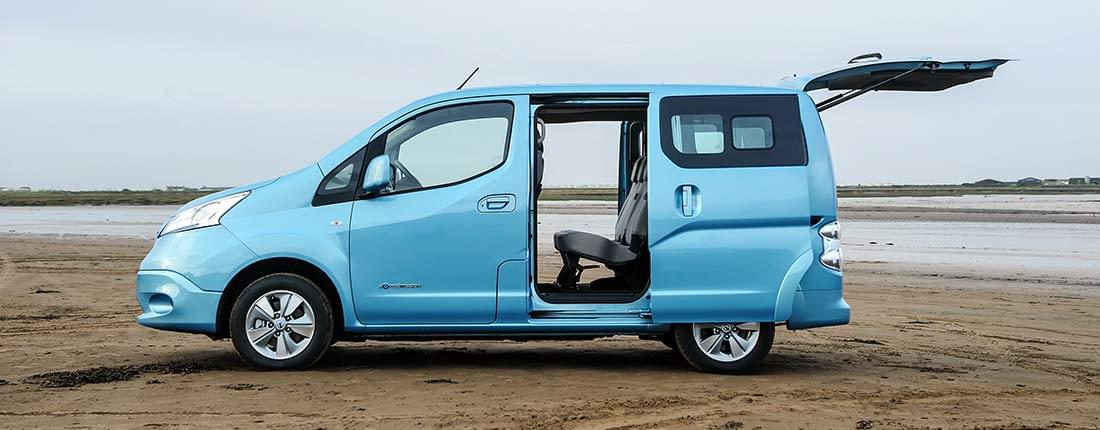 nissan nv200 infos preise alternativen autoscout24. Black Bedroom Furniture Sets. Home Design Ideas