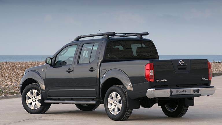 Nissan pick up infos preise alternativen autoscout24 for Mobel inserieren
