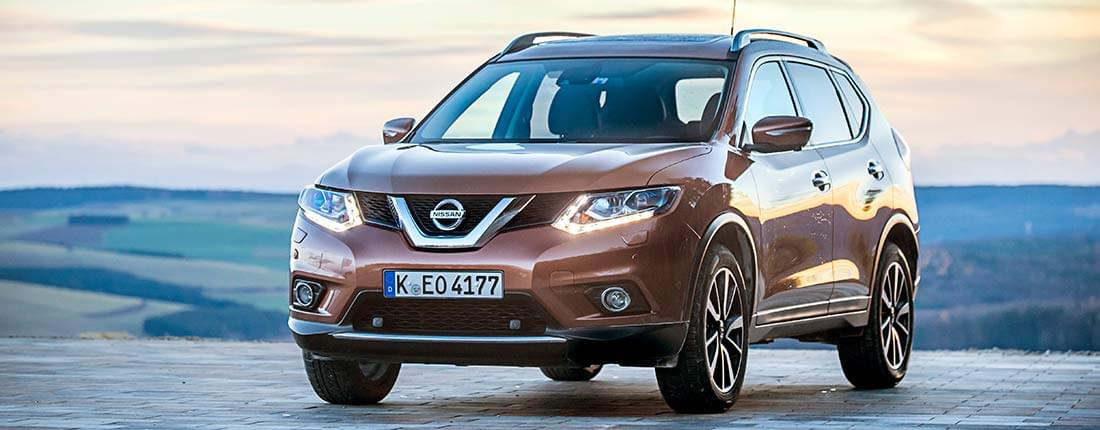 nissan x trail infos preise alternativen autoscout24. Black Bedroom Furniture Sets. Home Design Ideas