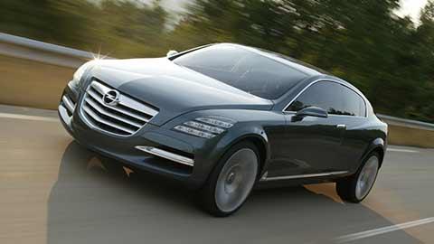 Opel Insignia - Ansicht