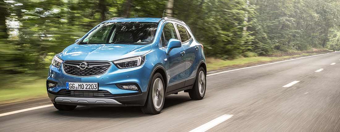 Opel Mokka 140 PS