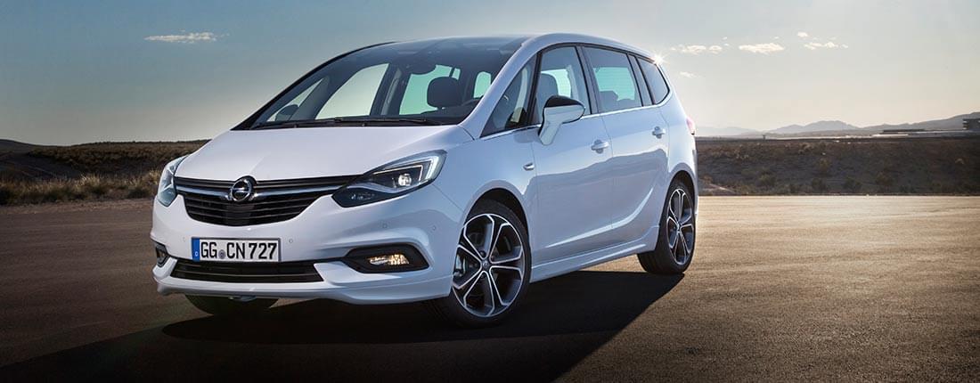 Opel Zafira Jahreswagen