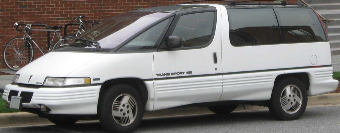Pontiac Trans Sport