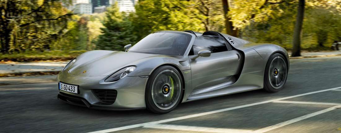 Porsche 918 Gebraucht Kaufen Bei Autoscout24