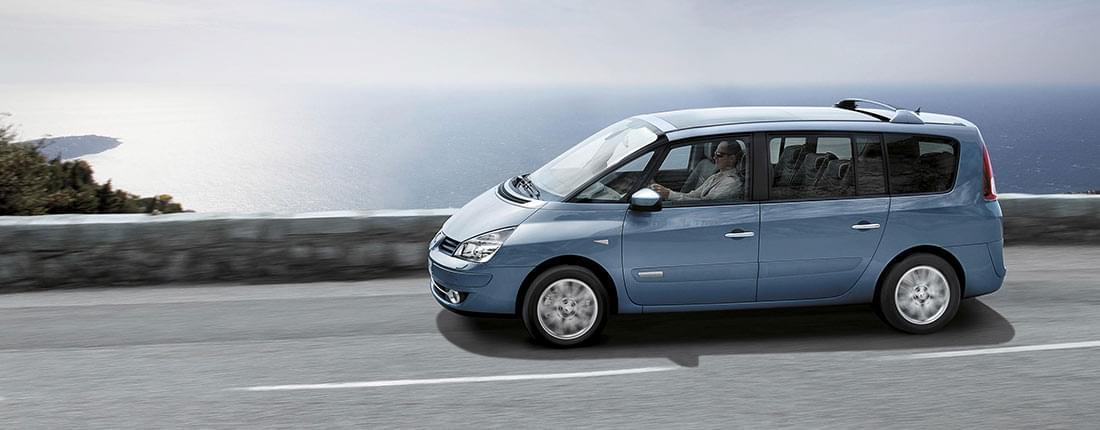 Renault Grand Espace gebraucht kaufen bei AutoScout24