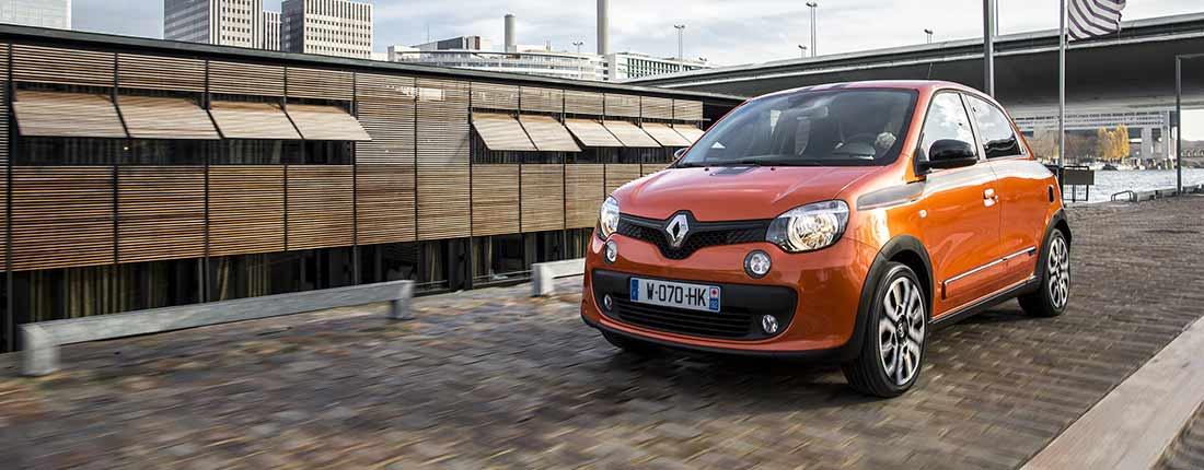 Renault Twingo Jahreswagen