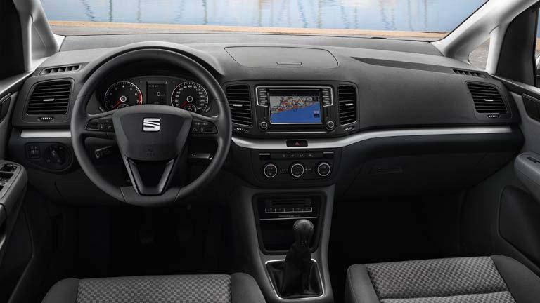 Seat Alhambra gebraucht kaufen bei AutoScout24