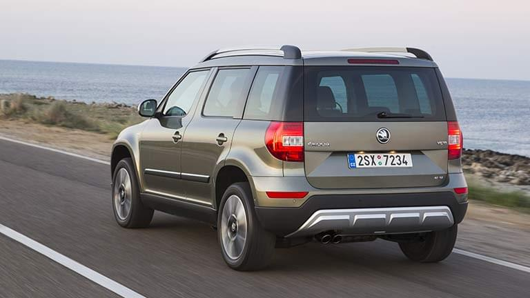 skoda yeti gebraucht kaufen bei autoscout24. Black Bedroom Furniture Sets. Home Design Ideas