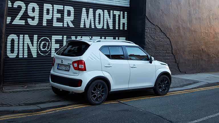 Suzuki Ignis Gebraucht Kaufen Bei AutoScout24