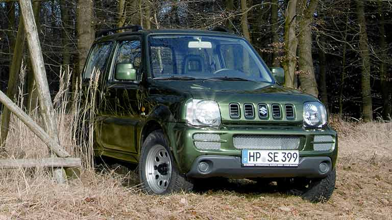 suzuki jimny ranger infos preise alternativen. Black Bedroom Furniture Sets. Home Design Ideas